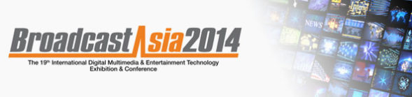 Visit Mediaproxy at Broadcast Asia -Singapore