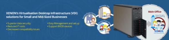 Virtualisation Desktop Infrastructure (VDI) for SMB