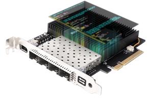 XENON ExaNIC FPGA Development Kit