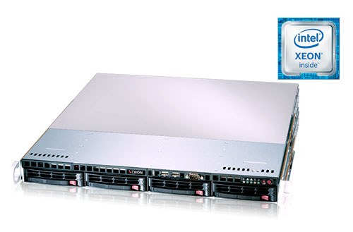 XENON SINGLE RACK R680