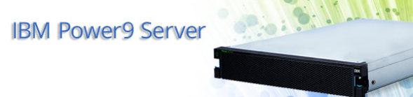 IBM Power9 Server for AI