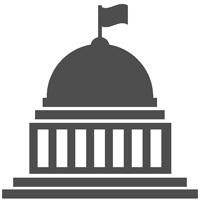 XENON-KINETICA Government Icon