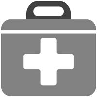 XENON-KINETICA Healthcare Icon
