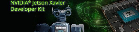NVIDIA Jetson Xavier Developer Kit – Coming Soon