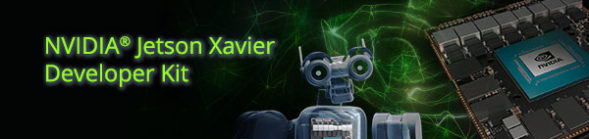 NVIDIA Jetson Xavier Developer Kit – Coming Soon