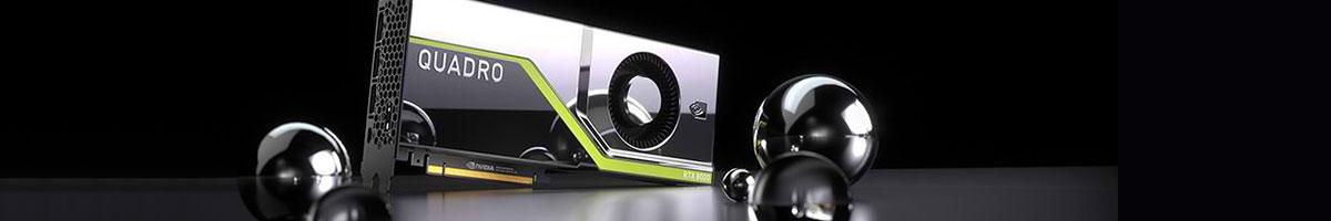 XENON NVIDIA New Quadro RTX Professional GPUs