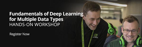 Register Now: Fundamentals of DL Workshop for Multiple Data