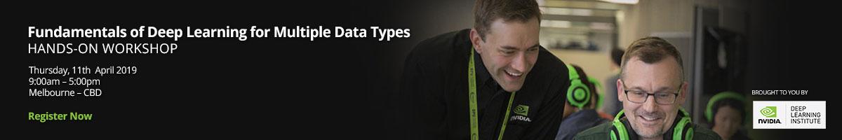 XENON NVIDIA Multiple Data Types Workshop
