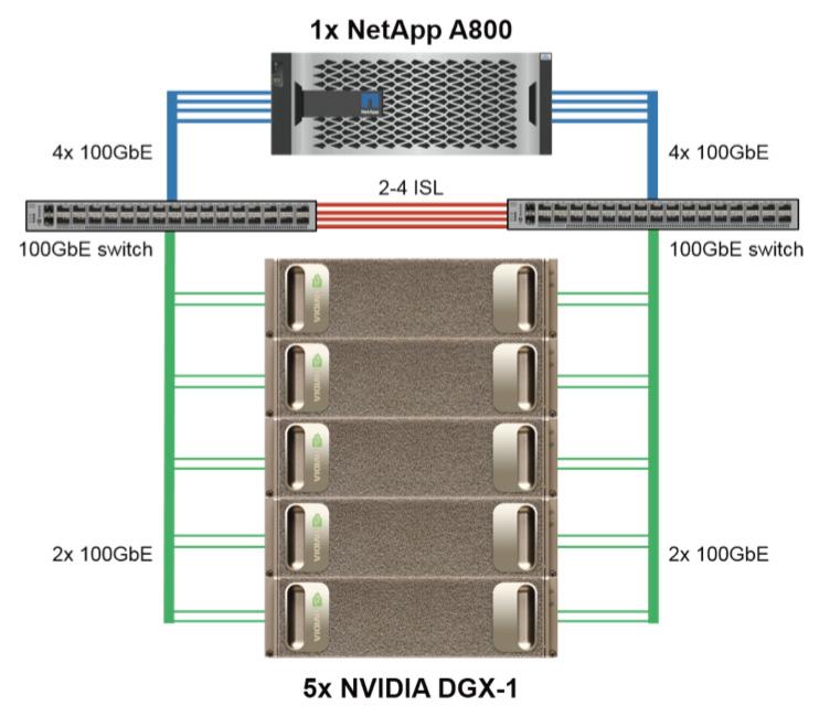 XENON NetApp ONTAP AI architecture