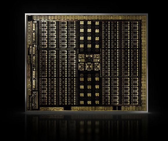 XENON-NVIDIA geforce rtx architecture