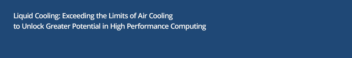 XENON Liquid Cooling White Paper