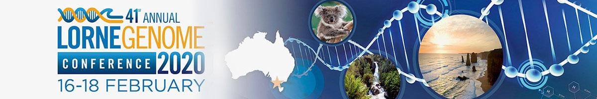 XENON Lorne Genome 2020 banner