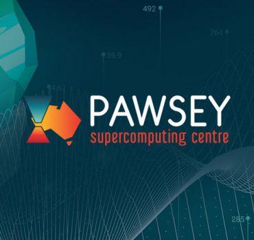 XENON Pawsey GPU Topaz Cluster banner