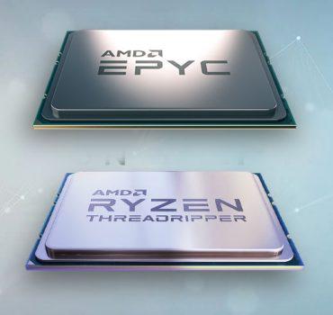 XENON AMD EPYC Threadripper banner