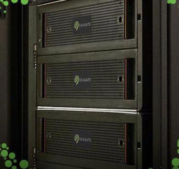 KI-XENON Seagate Enterprise Data Storage Systems banner